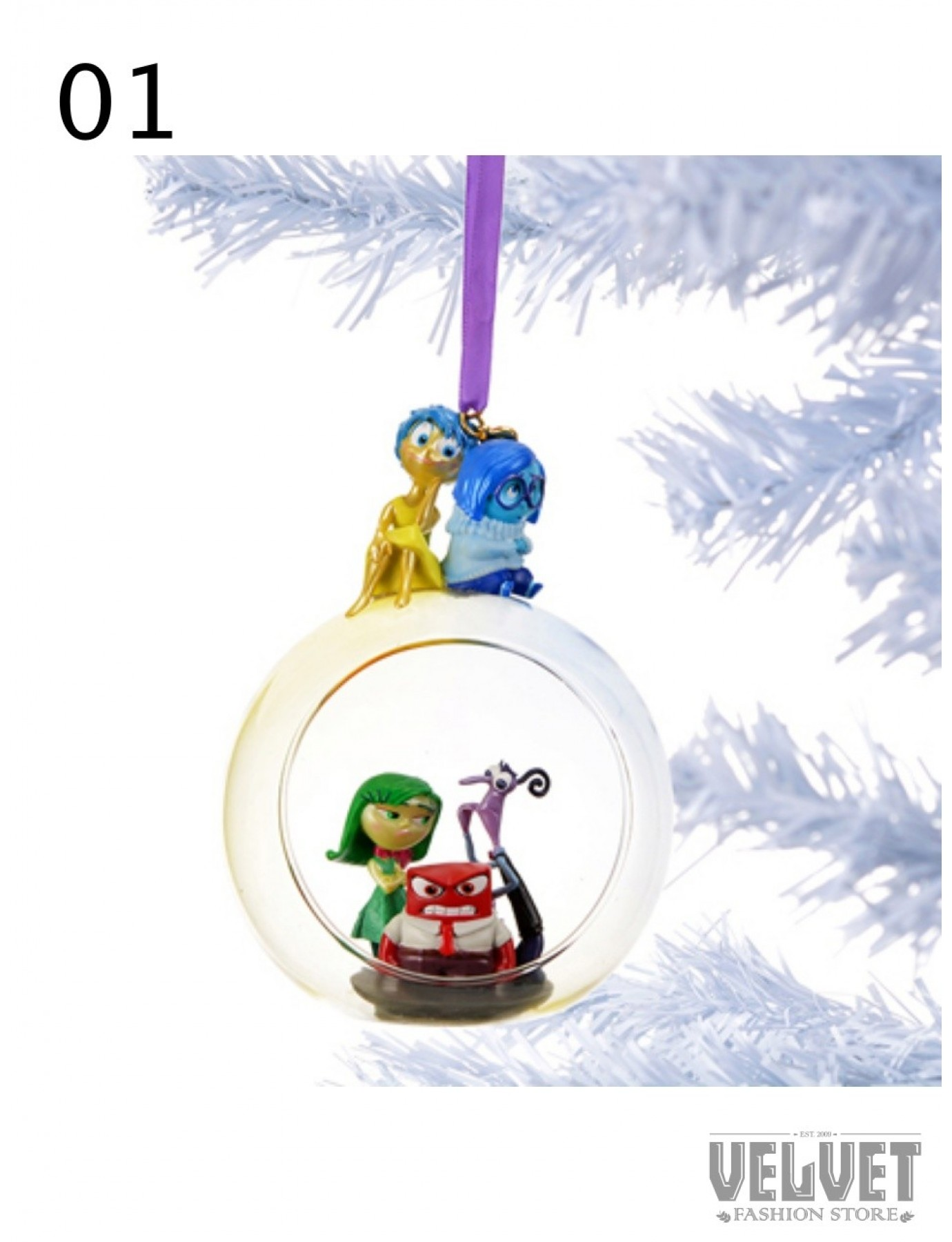 Disney Christmas Ornament Collection B